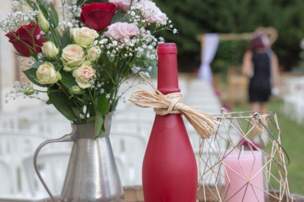 mariage wedding septembre vin wine theme préparatifs jour j